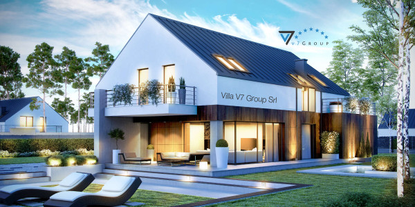 VM Immagine Home - la presentazione di Villa V10