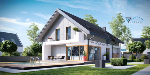 VM Immagine Home - la presentazione di Villa V11