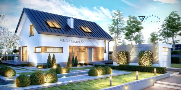 VM Immagine Home - la presentazione di Villa V16