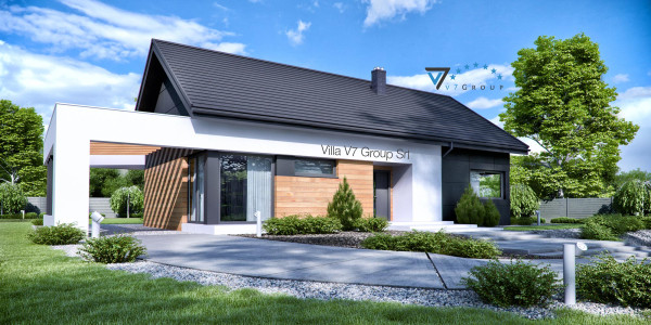 VM Immagine Home - la presentazione di Villa V44