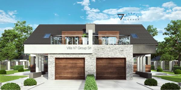 Progetti ville moderne progetti ville moderne with for Progetti case ville
