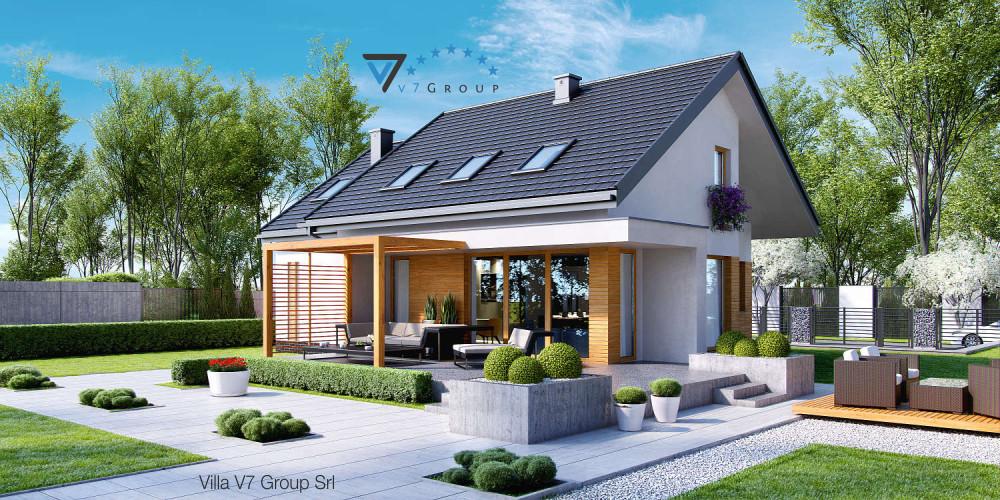 VM Immagine Villa V24 - la presentazione di Villa V23