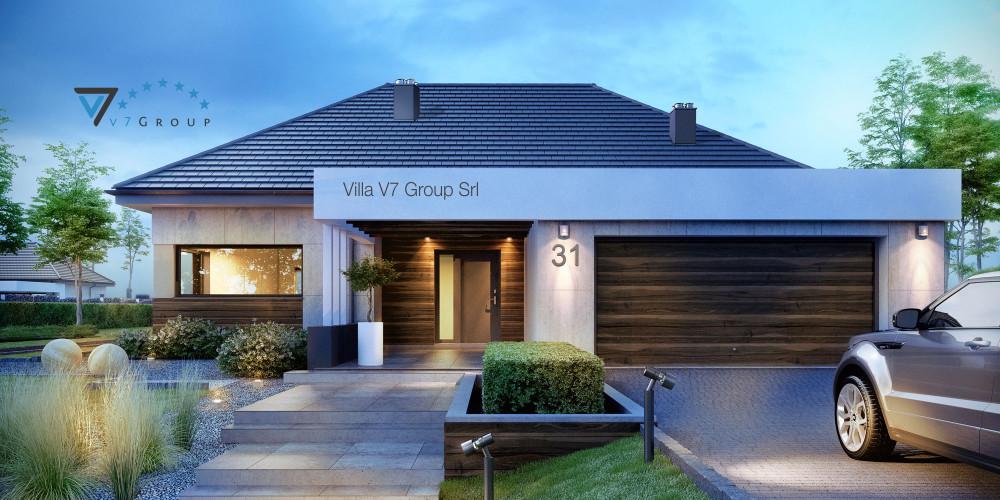 VM Immagine Villa V30 - la presentazione di Villa V31