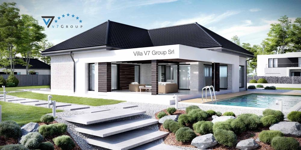 VM Immagine Villa V31 - la presentazione di Villa V32