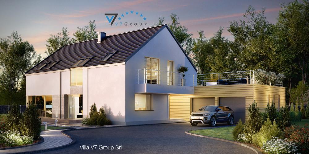 VM Immagine Villa V34 - la presentazione di Villa V35