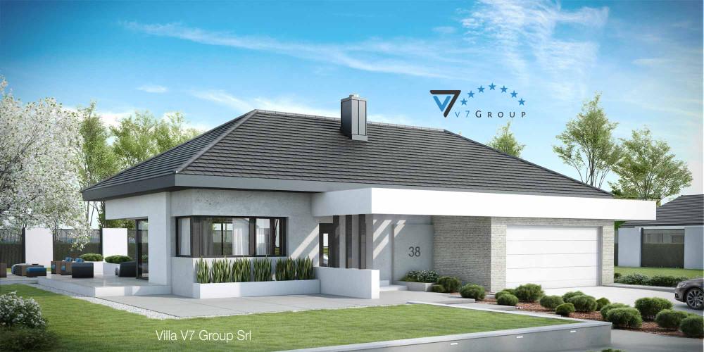 VM Immagine Villa V39 - la presentazione di Villa V38