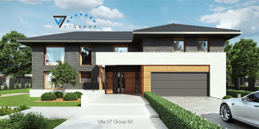 VM Immagine Villa V41 - la presentazione di Villa V40