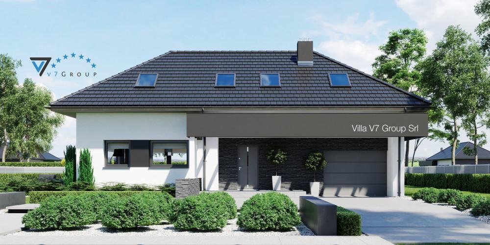 VM Immagine Villa V47 (B) - la presentazione di Villa V48