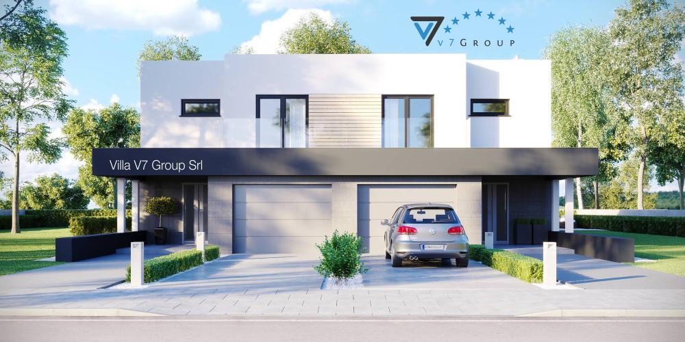 VM Immagine Villa V51 - la presentazione di Villa V52 (D)