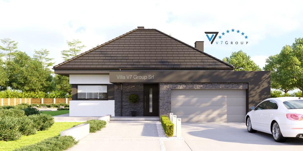 VM Immagine Villa V56 - la presentazione di Villa V55