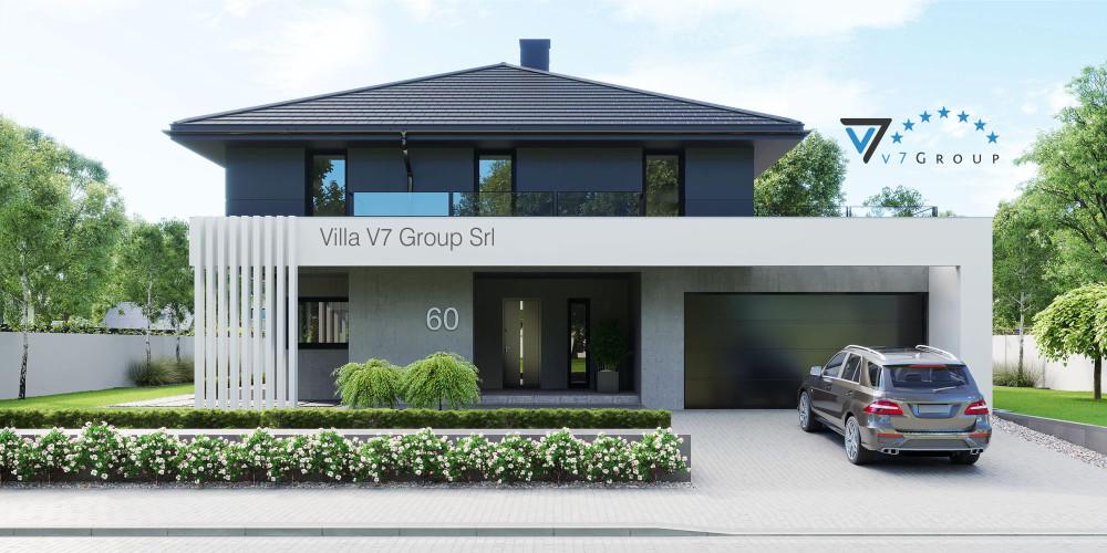 VM Immagine Villa V61 (B) - la presentazione di Villa V60