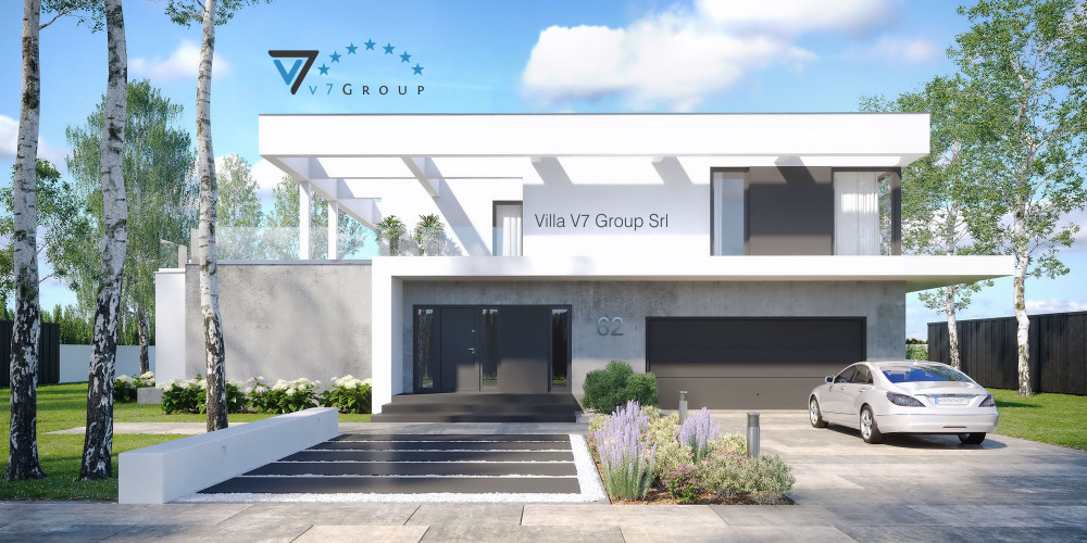 VM Immagine Villa V63 (B2) - la presentazione di Villa V62