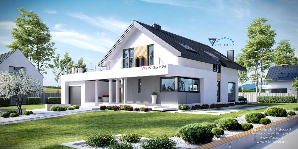 VM Immagine Villa V1 ENERGO - la presentazione di Villa V2