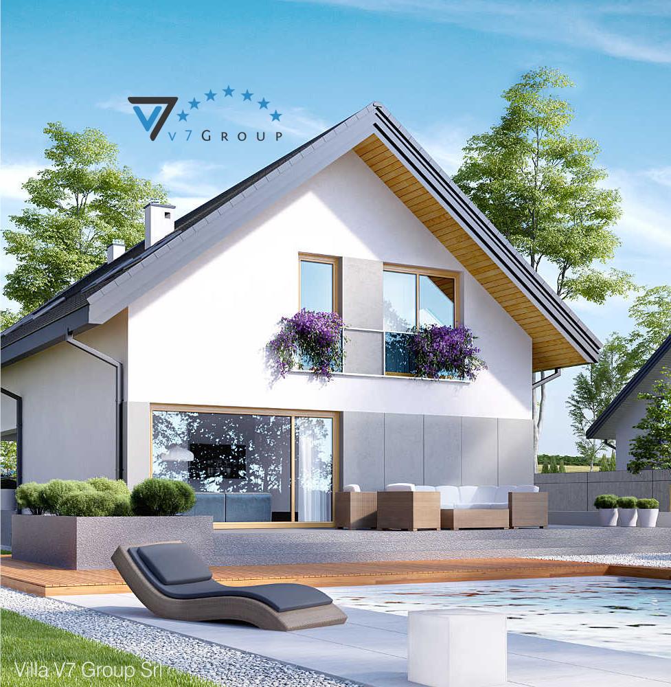 VM Immagine Villa V25 - la parte della piscina della villa