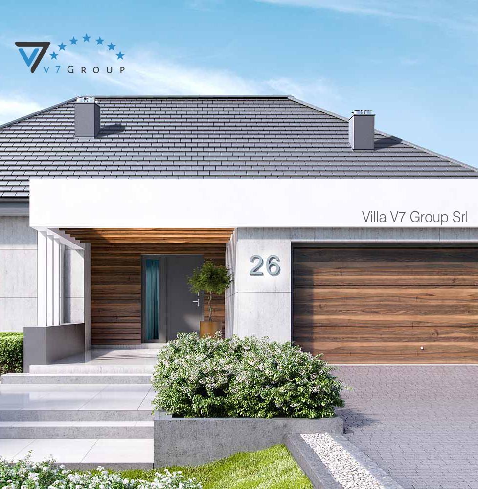 VM Immagine Villa V26 - vista frontale piccola