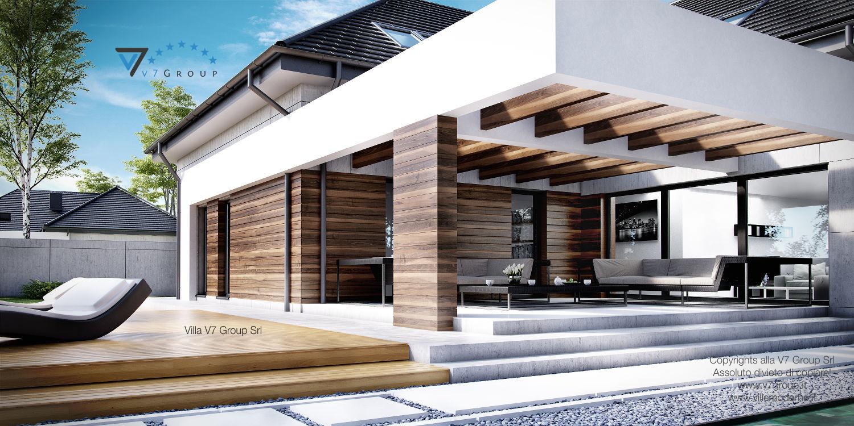 VM Immagine Villa V28 - vista terrazzo esterno grande