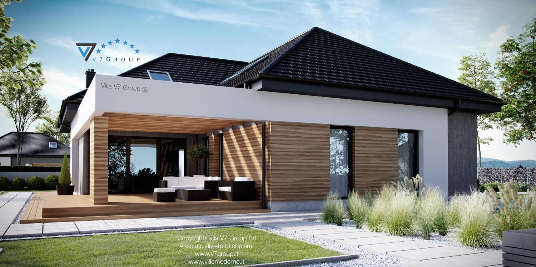 VM Immagine Villa V29 - vista terrazzo esterno grande