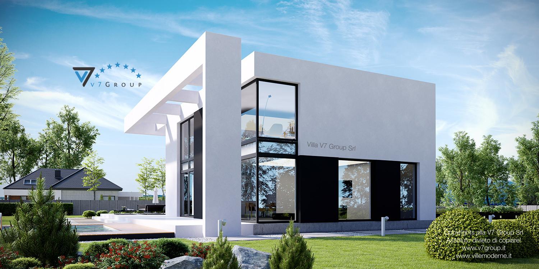VM Immagine Villa V30 - vista laterale grande
