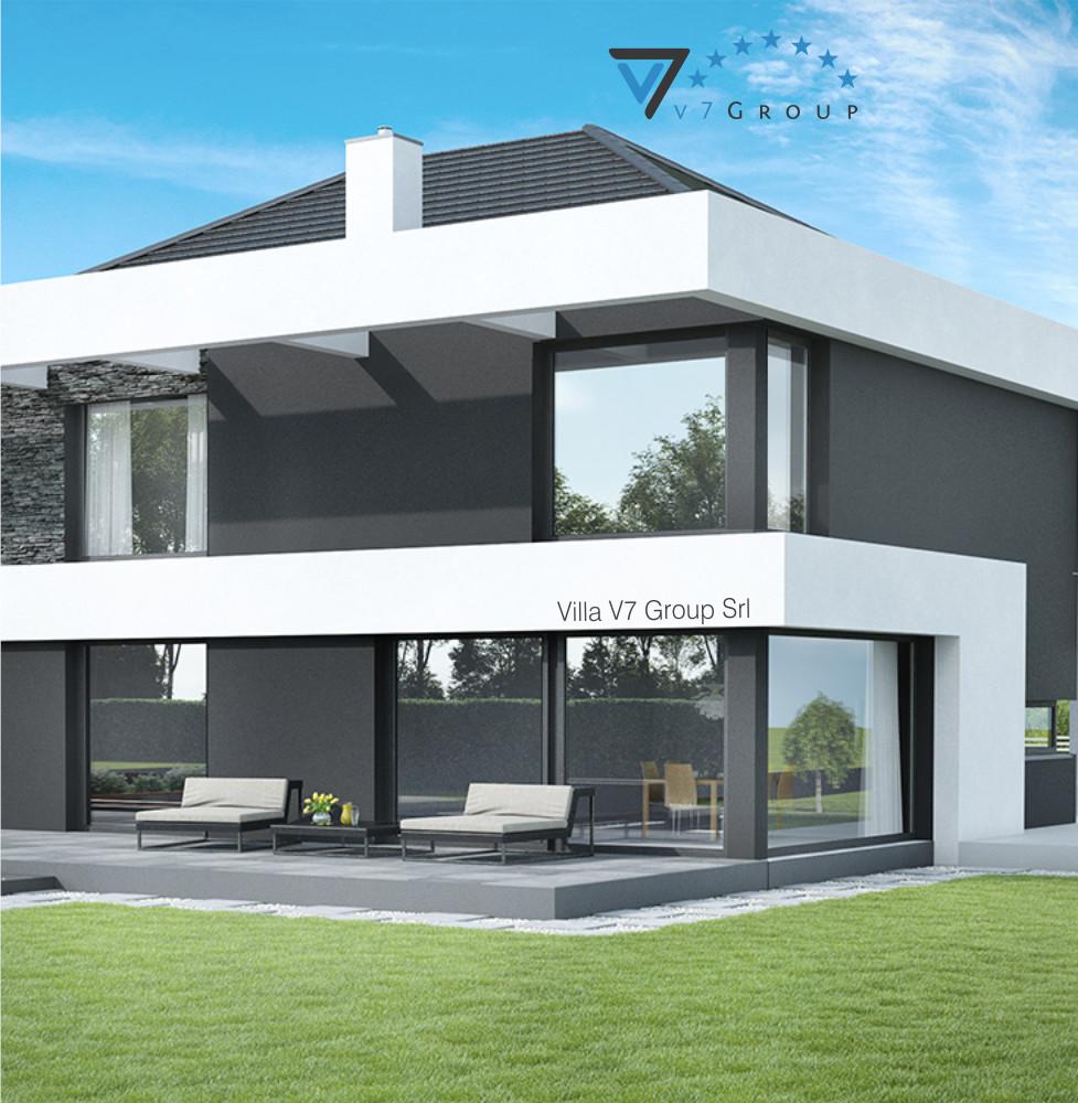VM Immagine Villa V37 - vista giardino piccola