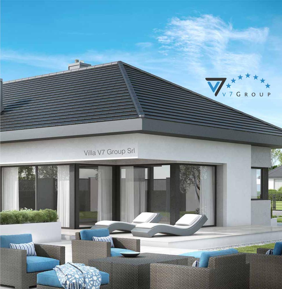 VM Immagine Villa V38 - vista giardino piccola