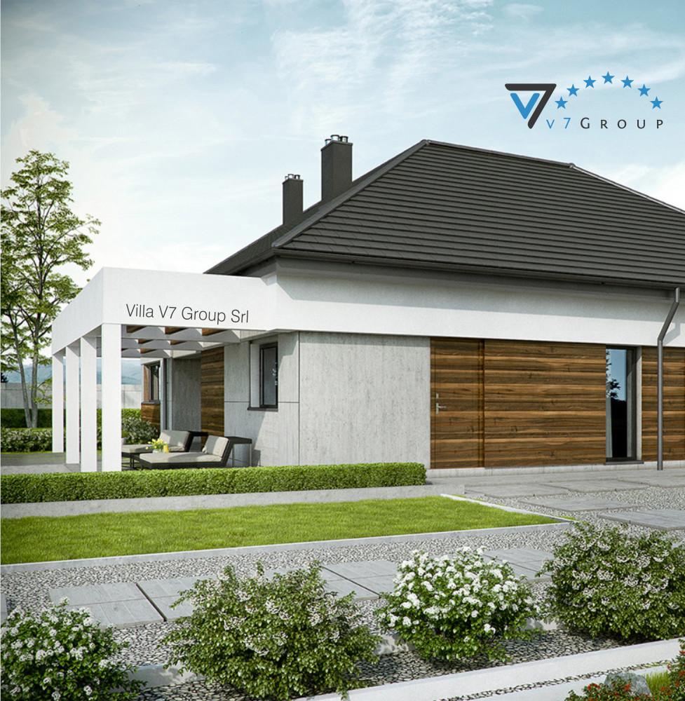 VM Immagine Villa V39 - vista giardino piccola
