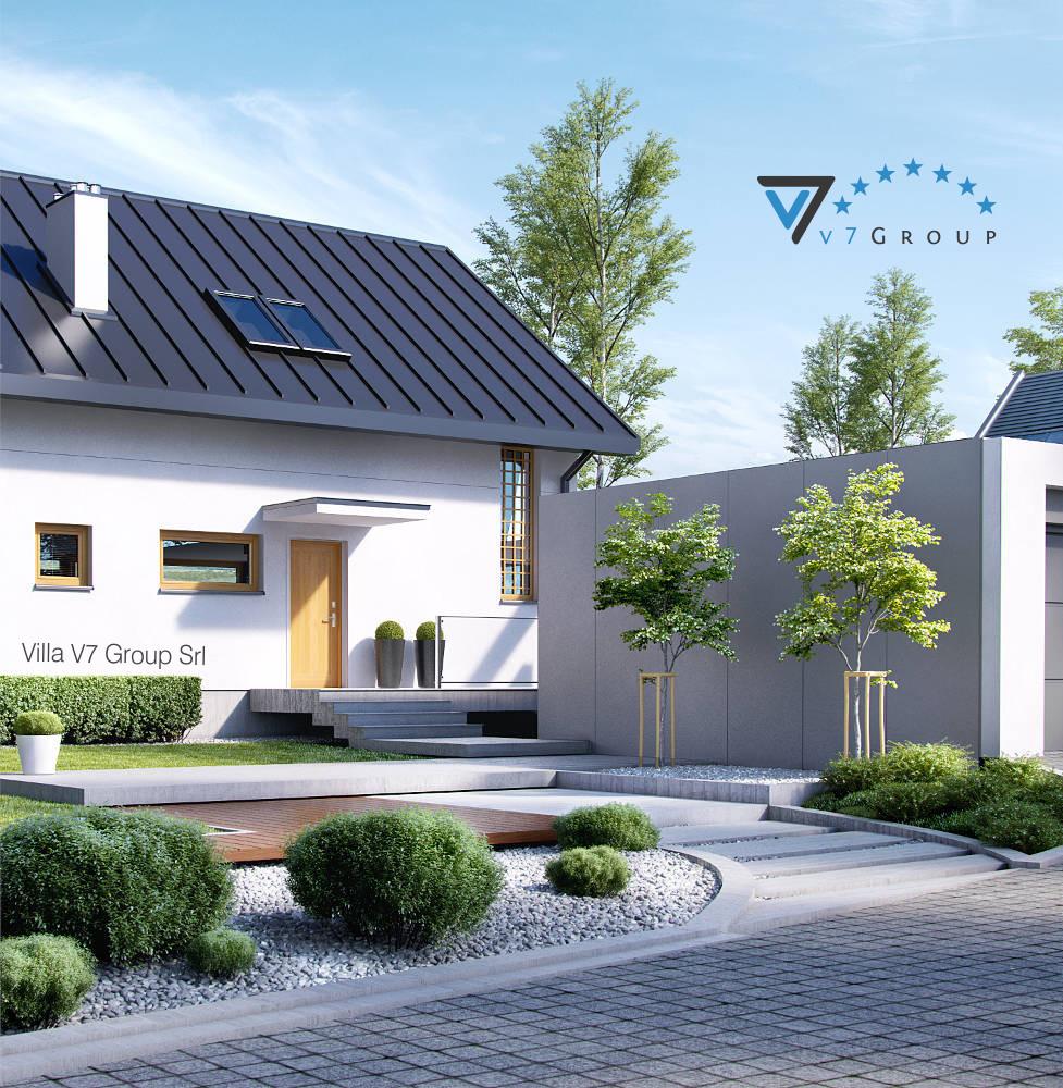 VM Immagine Villa V4 - la parte frontale piccolo