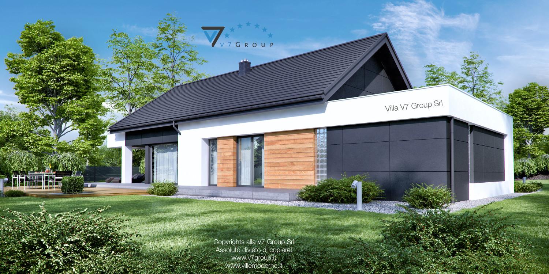 VM Immagine Villa V44 (G2) - la presentazione di Villa V44 (G1)