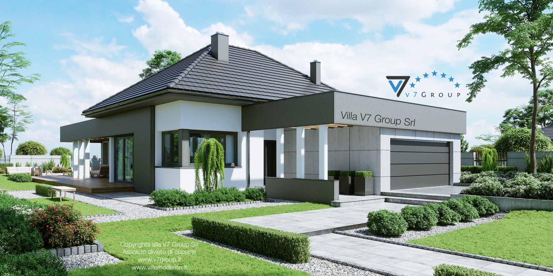 VM Immagine Villa V46 - parte frontale grande