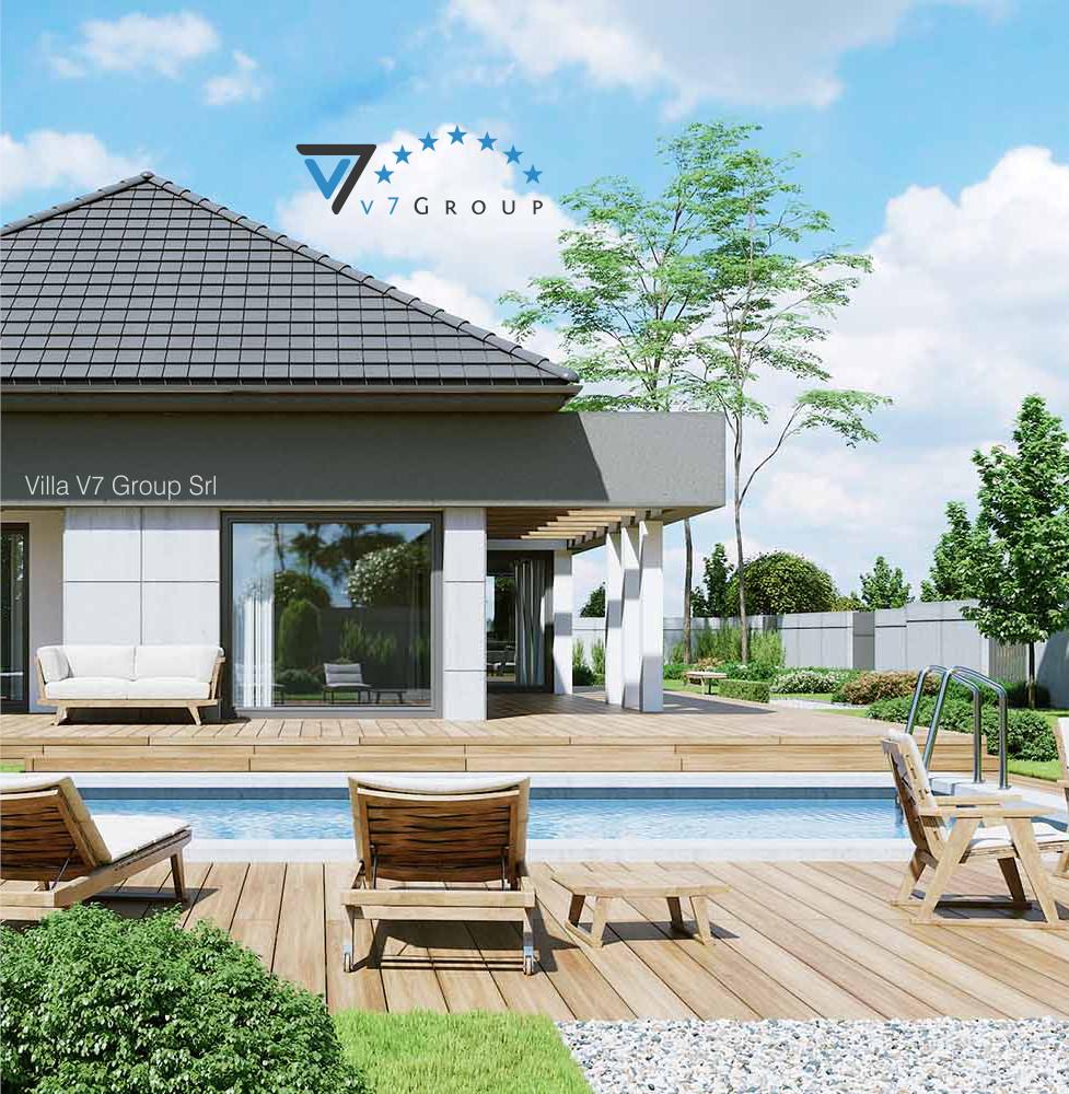 VM Immagine Villa V46 - vista piscina piccola