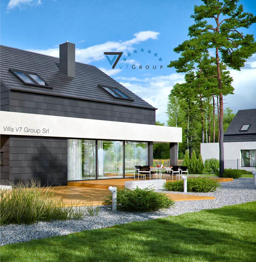VM Immagine Villa V50 - vista giardino piccola