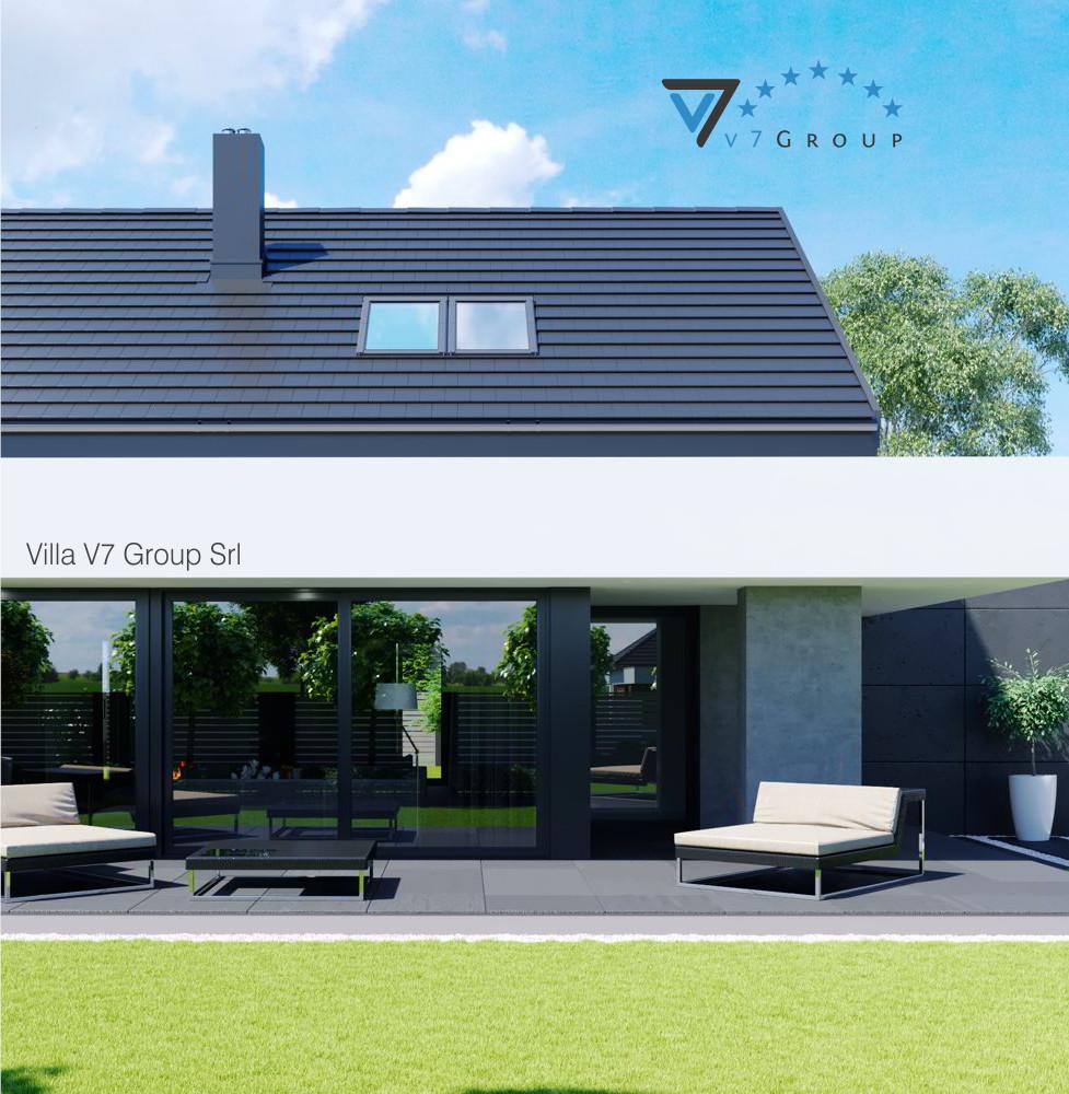 VM Immagine Villa V51 - la parte laterale piccola