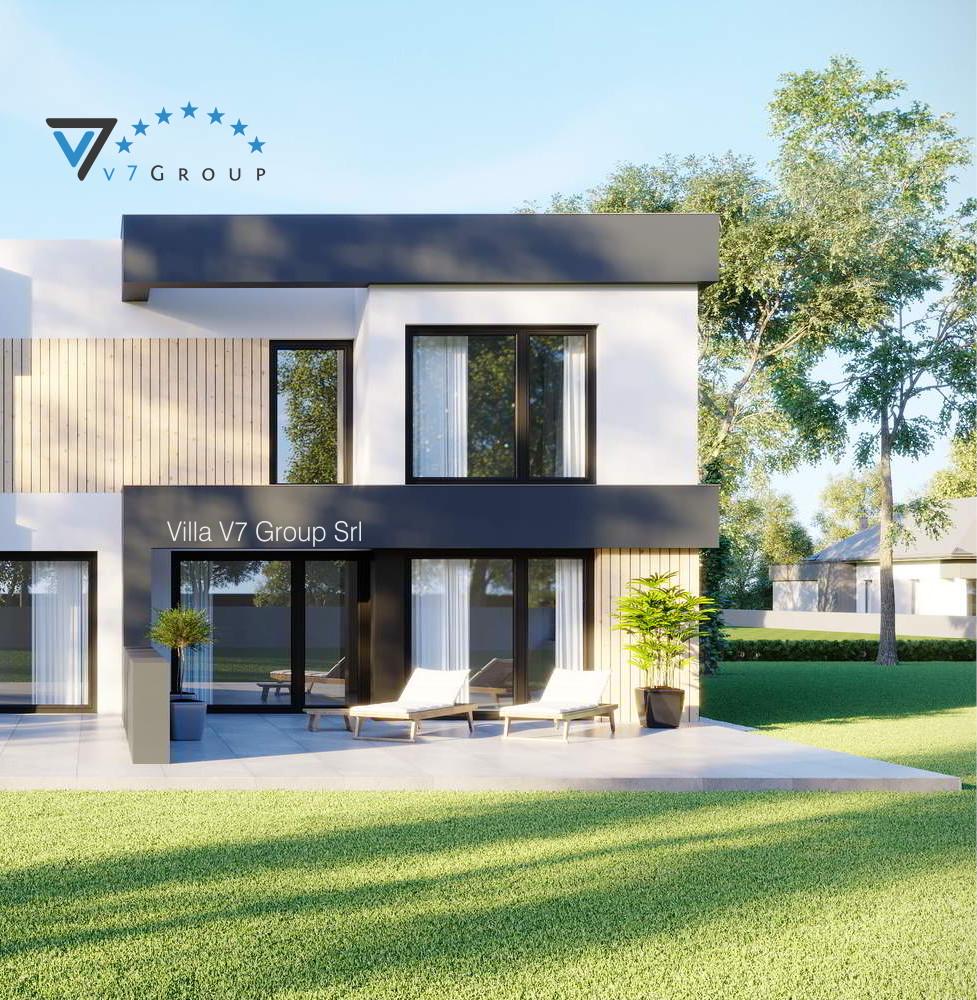 VM Immagine Villa V52 (B2) - vista giardino piccola