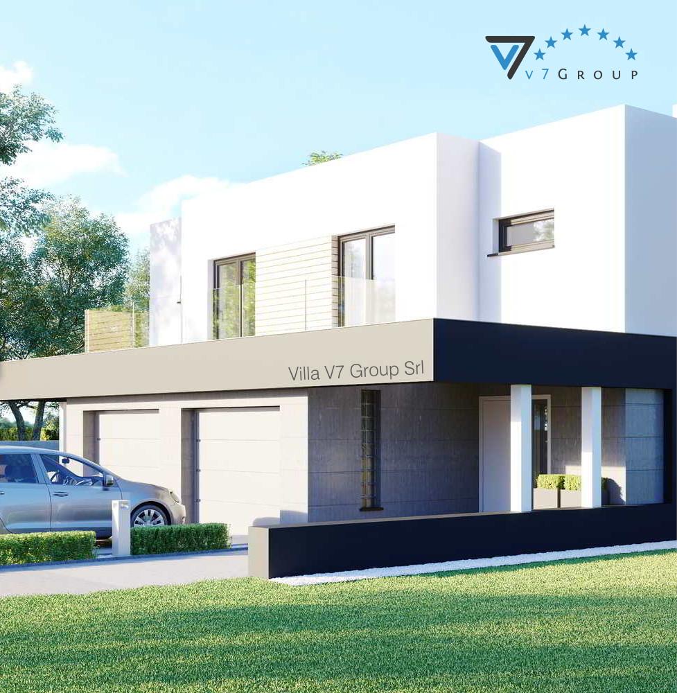 VM Immagine Villa V52 (D) - vista laterale piccola