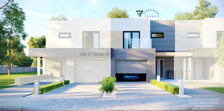 VM Immagine Villa V52 (S) - vista frontale grande