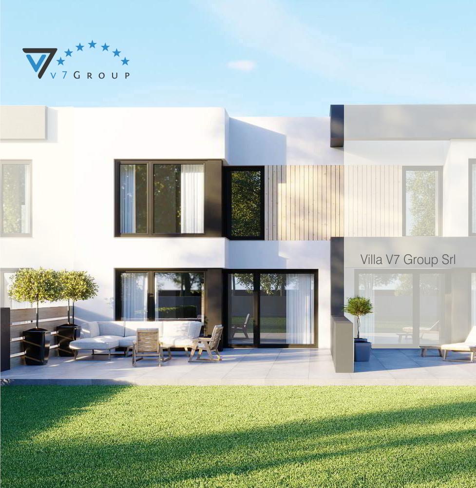 VM Immagine Villa V52 (S) - vista giardino grande