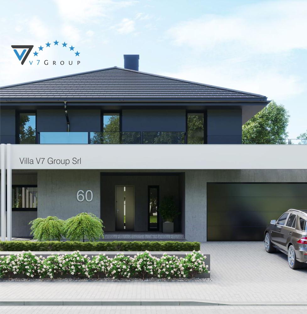 VM Immagine Villa V60 - vista frontale piccola