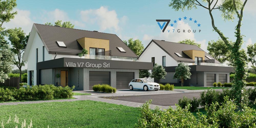 VM Immagine Villa V62 - la presentazione di Villa V61 (B)