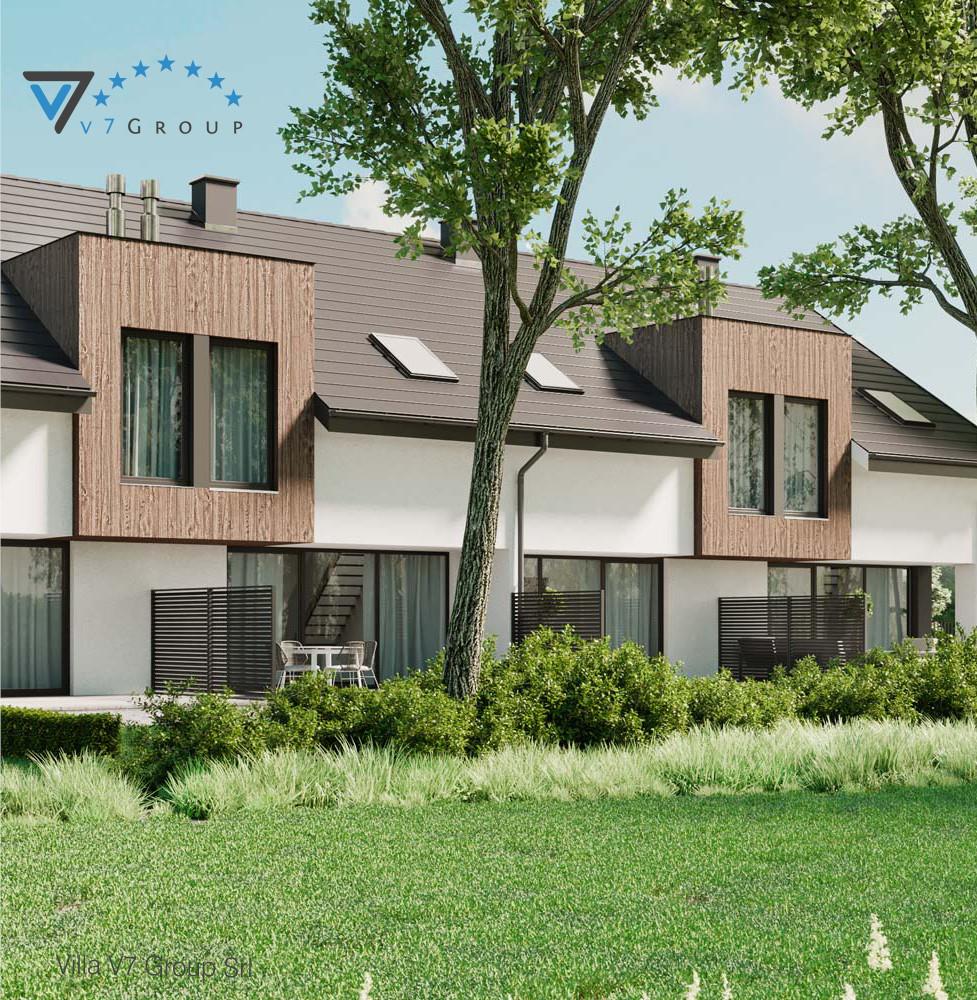 VM Immagine Villa V61 (B2) - vista giardino piccola