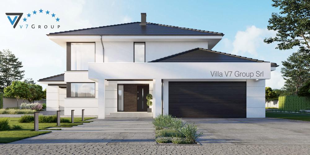 VM Immagine Villa V63 (B2) - la presentazione di Villa V64