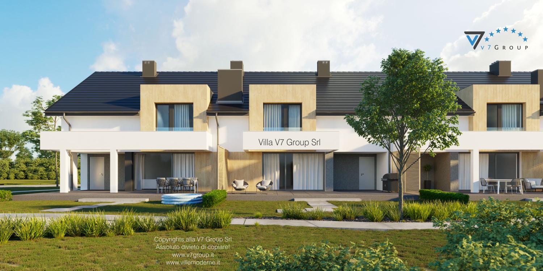 VM Immagine Villa V63 (B2) - vista giardino grande