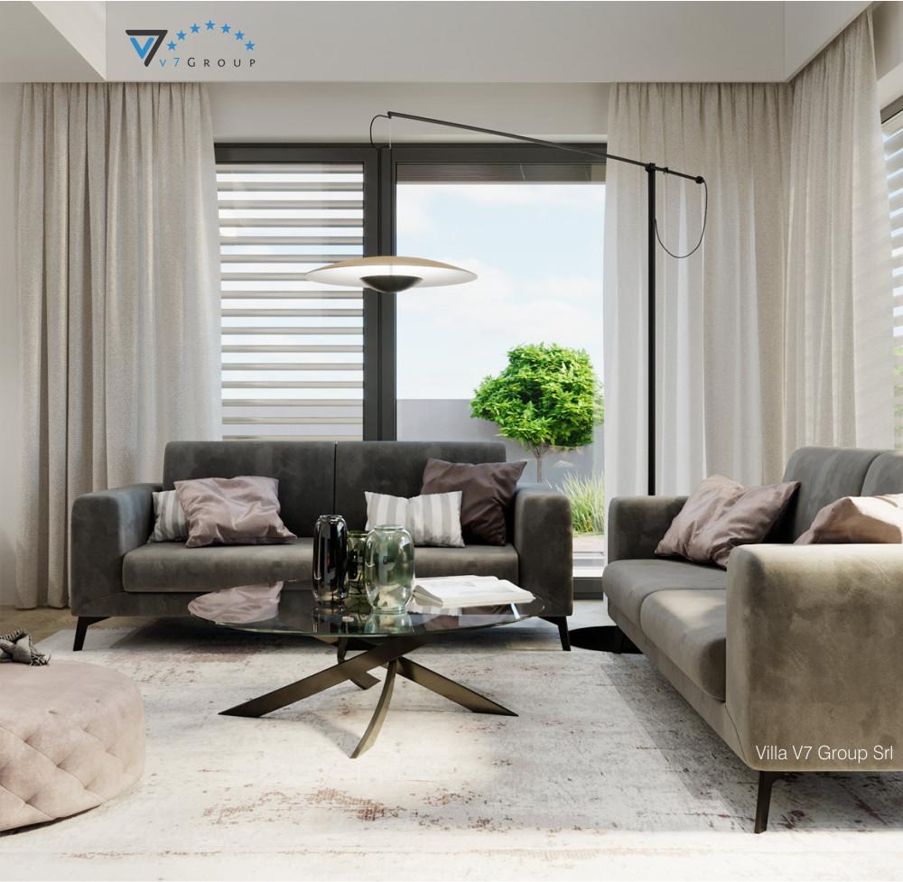 VM Immagine Villa V64 - interno 1 - soggiorno