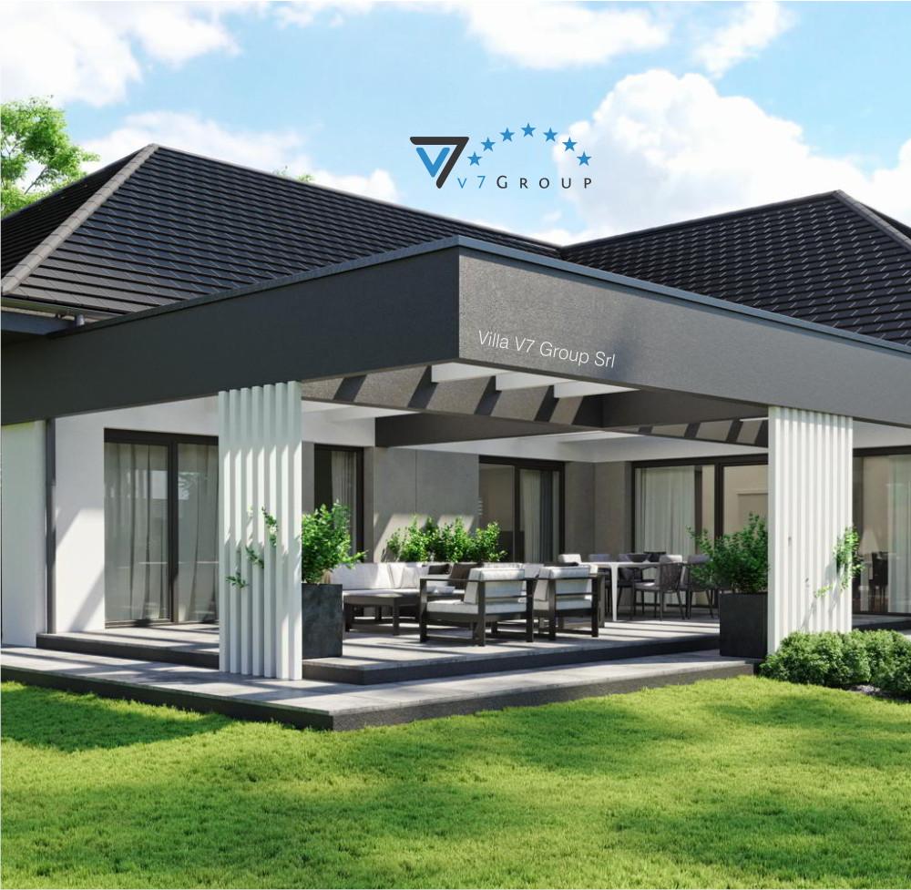 VM Immagine mobile Villa V68 - vista terrazzo esterno piccola