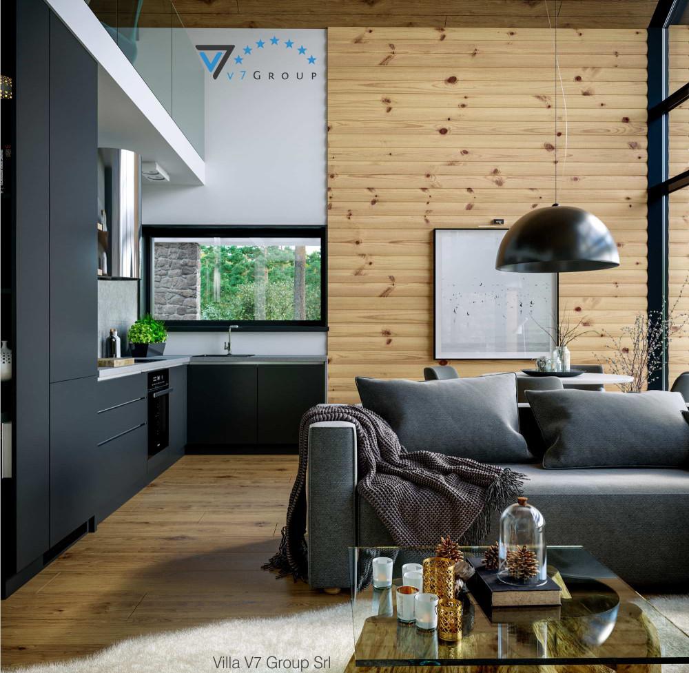 Immagine VM Villa V66 - interno 1 - soggiorno grande
