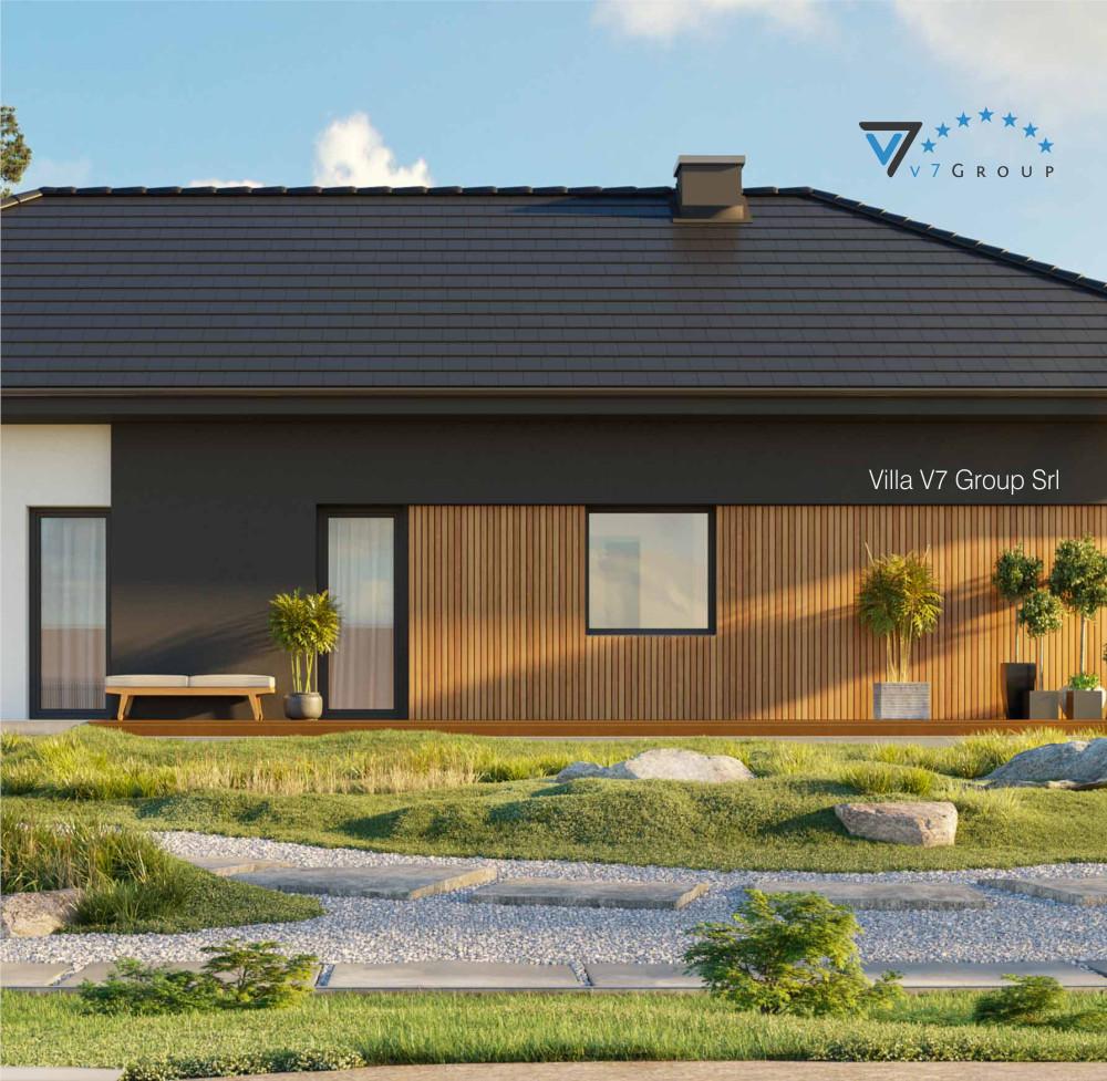 Immagine VM Villa V69 - vista giardino piccolo