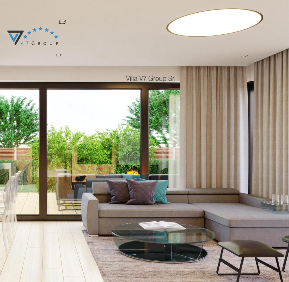 VM Immagine Villa V48 - soggiorno piccolo