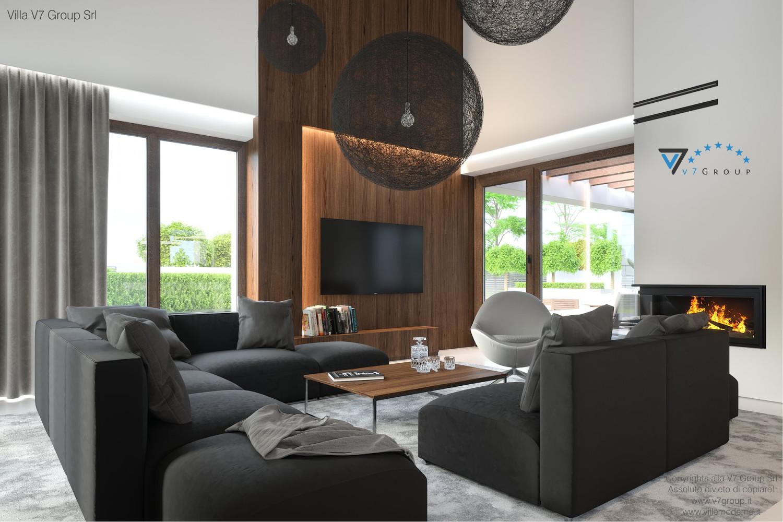 Immagine VM Villa V53 - interno 1 - soggiorno grande