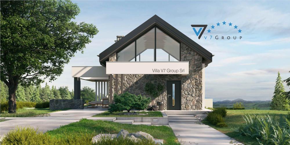 VM Immagine Villa V66 - la presentazione di Villa V65
