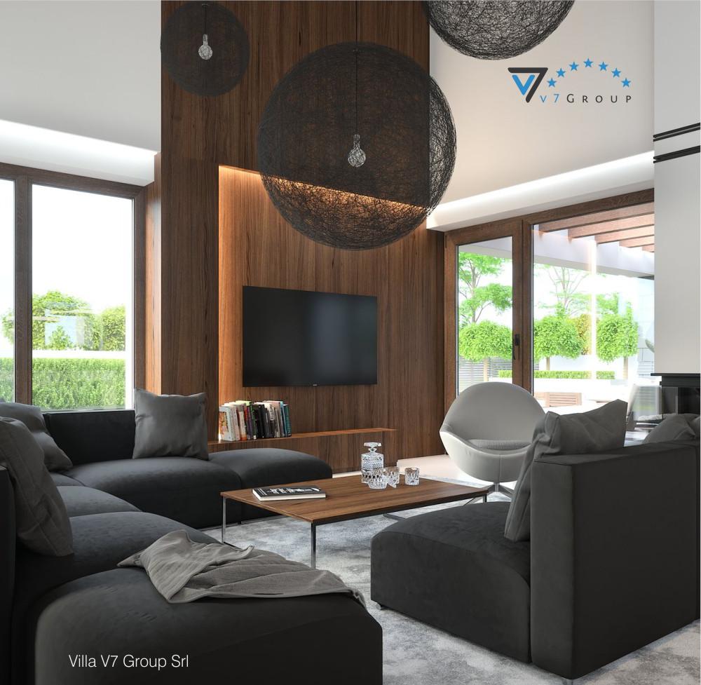 VM Immagine Villa V53 - interno 1 - soggiorno grande