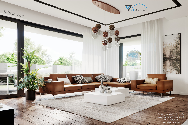 VM Immagine Villa V56 - interno 1 - soggiorno grande