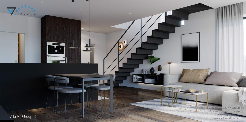 Immagine VM Villa V61 (D) - interno 1 - soggiorno